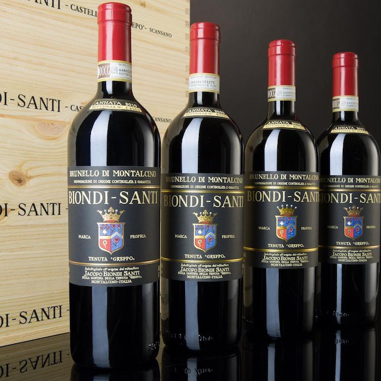 expensive wines 10 Italian Expensive Wines Biondi Santi Tenuta Greppo Riserva Brunello di Montalcino