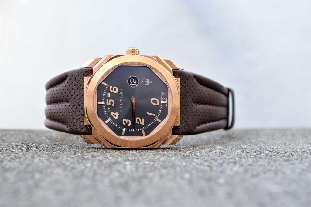 maserati Maserati & Bvlgari: The New Octo Timepieces Bulgari Octo Retro Maserati GranLusso 1 1024x683