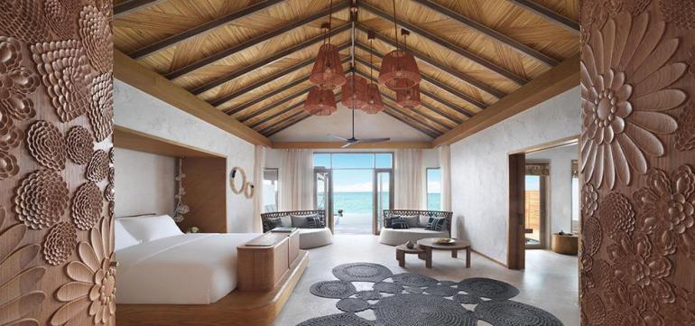 fairmont Fairmont hotel: The First Resort in Maldives Fairmont 4