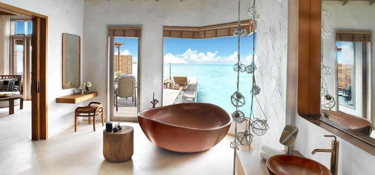 Fairmont Fairmont hotel: The First Resort in Maldives Fairmont 5