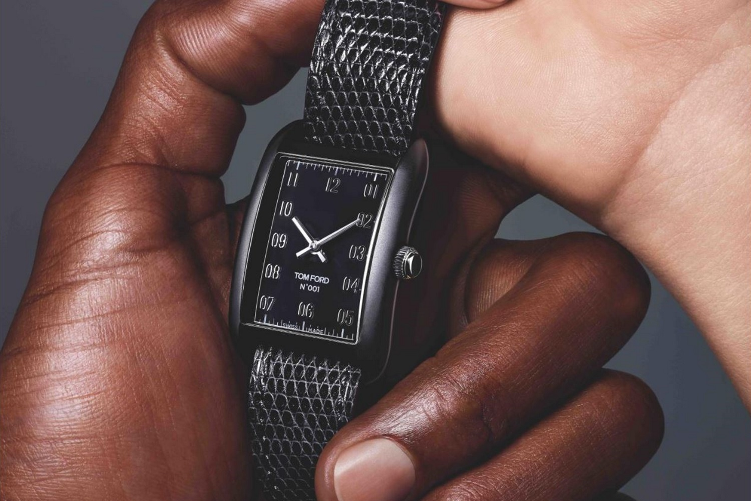 tom ford Discover the Tom Ford 001 Timepiece Collection Tom Ford 001 Watch 4