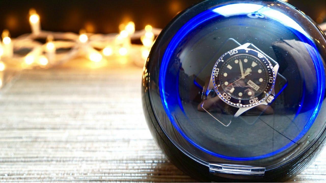 5 Watch Winders That You Should Own watch winders 5 Watch Winders That You Should Own Versa g077 Automatic Single Watch Winder