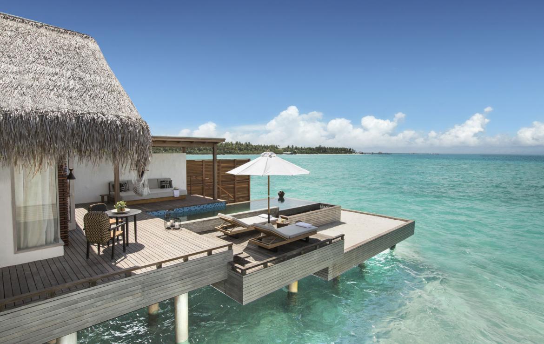Fairmont hotel: The First Resort in Maldives fairmont Fairmont hotel: The First Resort in Maldives Water Villa Fairmont maldives