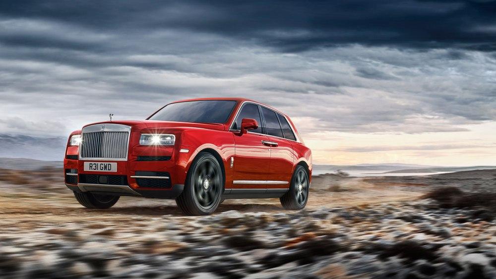 Sneak Peek: Rolls Royce Cullinan rolls royce cullinan Sneak Peek: Rolls Royce Cullinan cullinan magma red ext 8