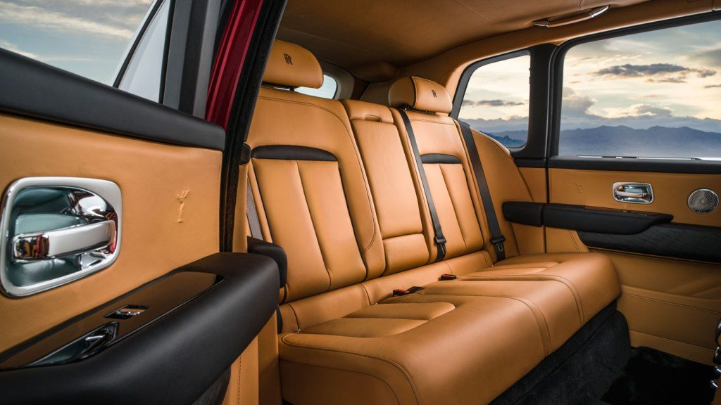 rolls royce cullinan Sneak Peek: Rolls Royce Cullinan cullinan magma red interior 4 1024x576