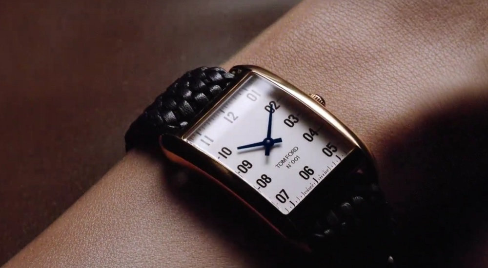 tom ford Discover the Tom Ford 001 Timepiece Collection tomford1 cover