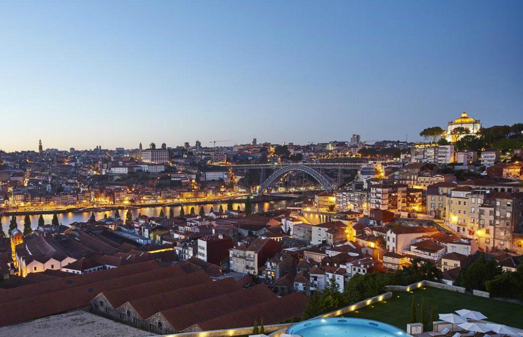 Best European Destination: Spend The Weekend At Iconic Yeatman Hotel