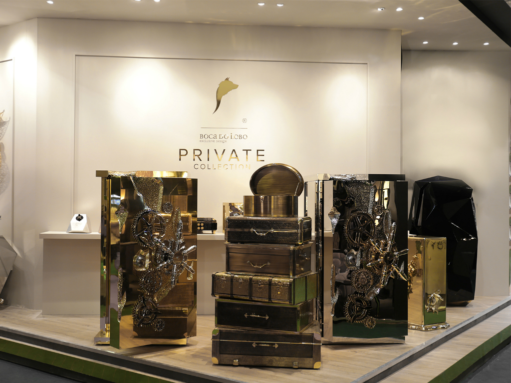 Take a look at this Amazing Luxury Safes by Boca do Lobo