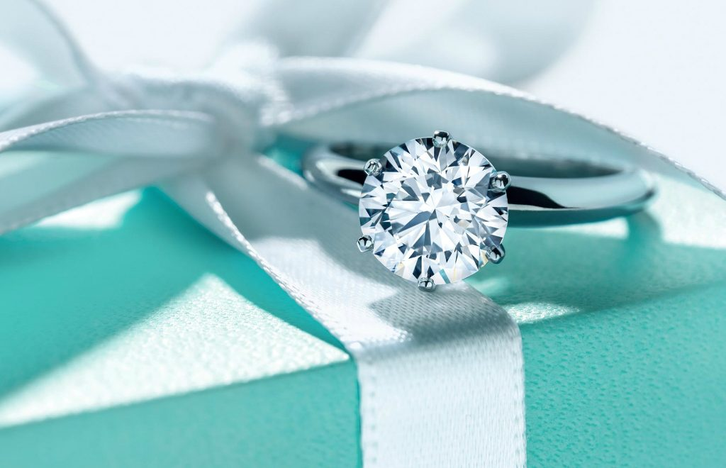 The Most Exclusive Engagement Rings by Tiffany