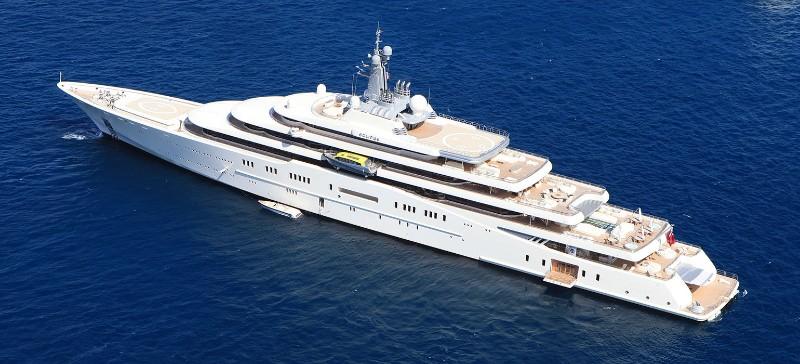 most expensive yachts The Most Expensive Yachts in the World The Most Expensive Yacht in the World 10 1