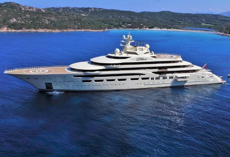 most expensive yachts The Most Expensive Yachts in the World The Most Expensive Yacht in the World 11