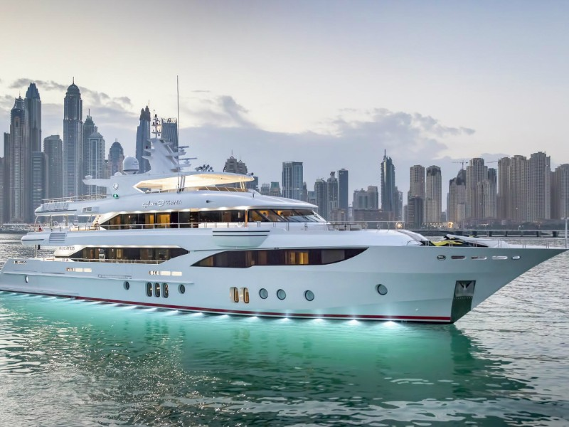 most expensive yachts The Most Expensive Yachts in the World The Most Expensive Yacht in the World 12