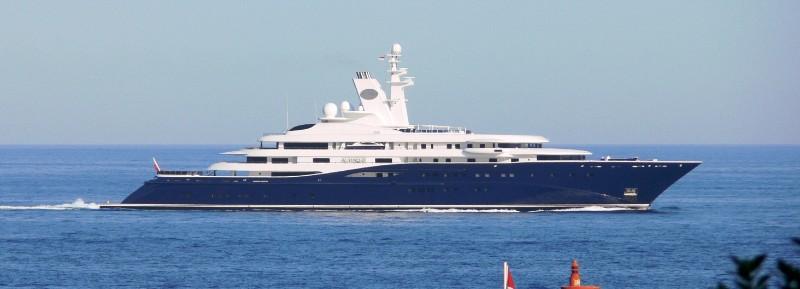 most expensive yachts The Most Expensive Yachts in the World The Most Expensive Yacht in the World 7 1