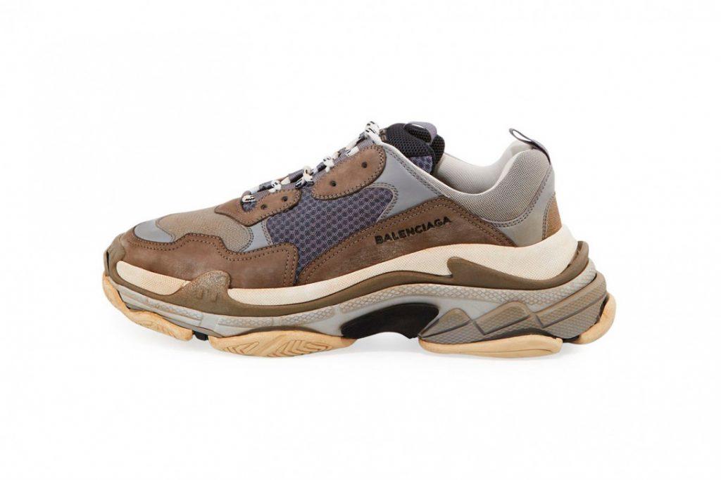 sneakers Upgrade Yourself: 10 Luxury Sneakers Balenciaga Triple S