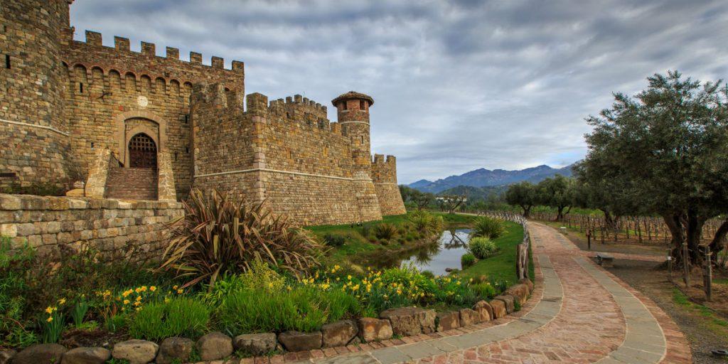 The Best Napa Wineries To Visit in 2018 napa wineries The Best Napa Wineries To Visit in 2018 Castello di Amorosa Calistoga1