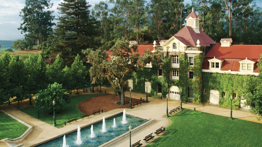 The Best Napa Wineries To Visit in 2018 napa wineries The Best Napa Wineries To Visit in 2018 Inglenook Winery Napa