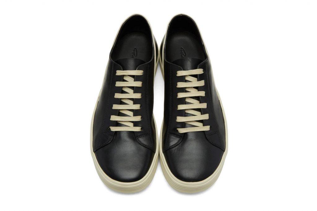 Upgrade Yourself: 10 Luxury Sneakers sneakers Upgrade Yourself: 10 Luxury Sneakers Rick Owens1