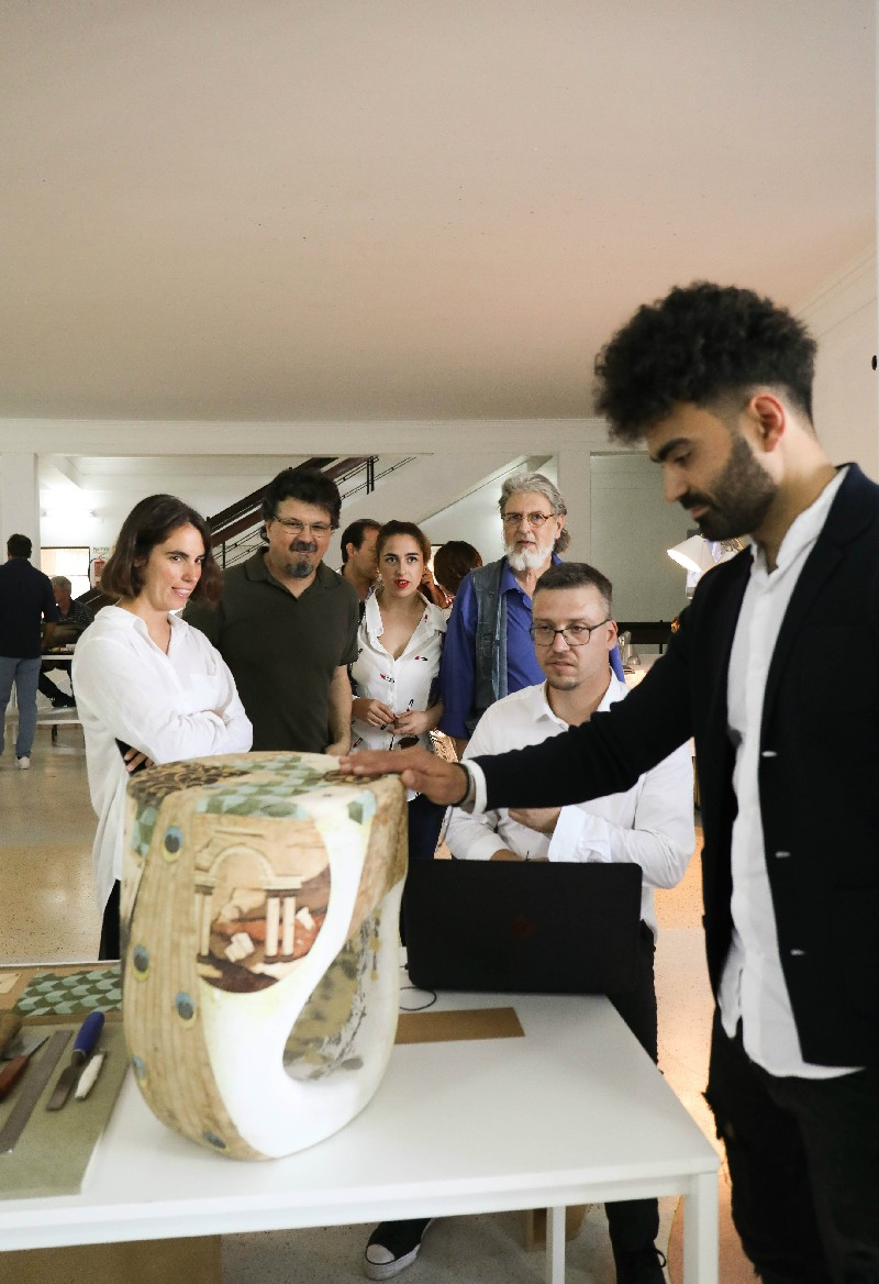 Luxury Design and Craftsmanship United By Brhands Foundation luxury design Luxury Design and Craftsmanship United By Brhands Foundation 14 Brhands Foundation Reunites Craftsmanship and Design