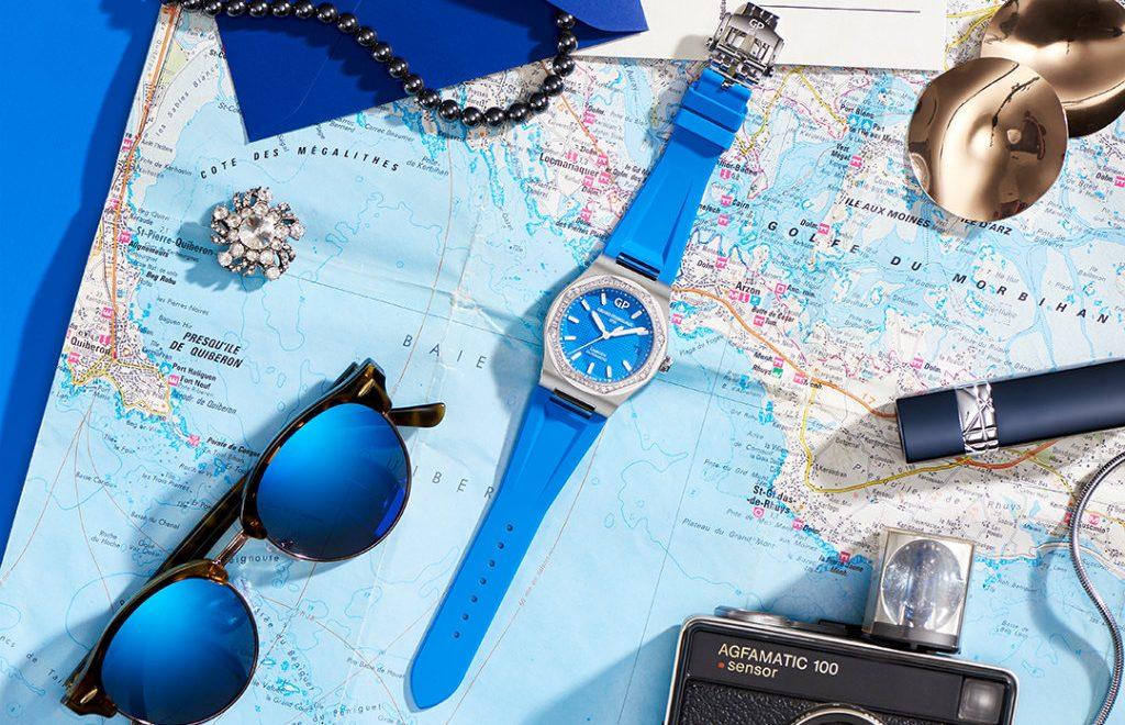 Girard-Perregaux Laureato Summer Edition 2018 Sets the Summer Trends