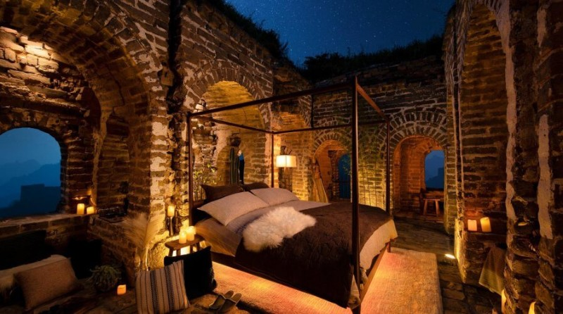 A Luxury Escape in Great Wall of China luxury escape A Luxury Escape in Great Wall of China Luxury Escapes Great Wall China 1