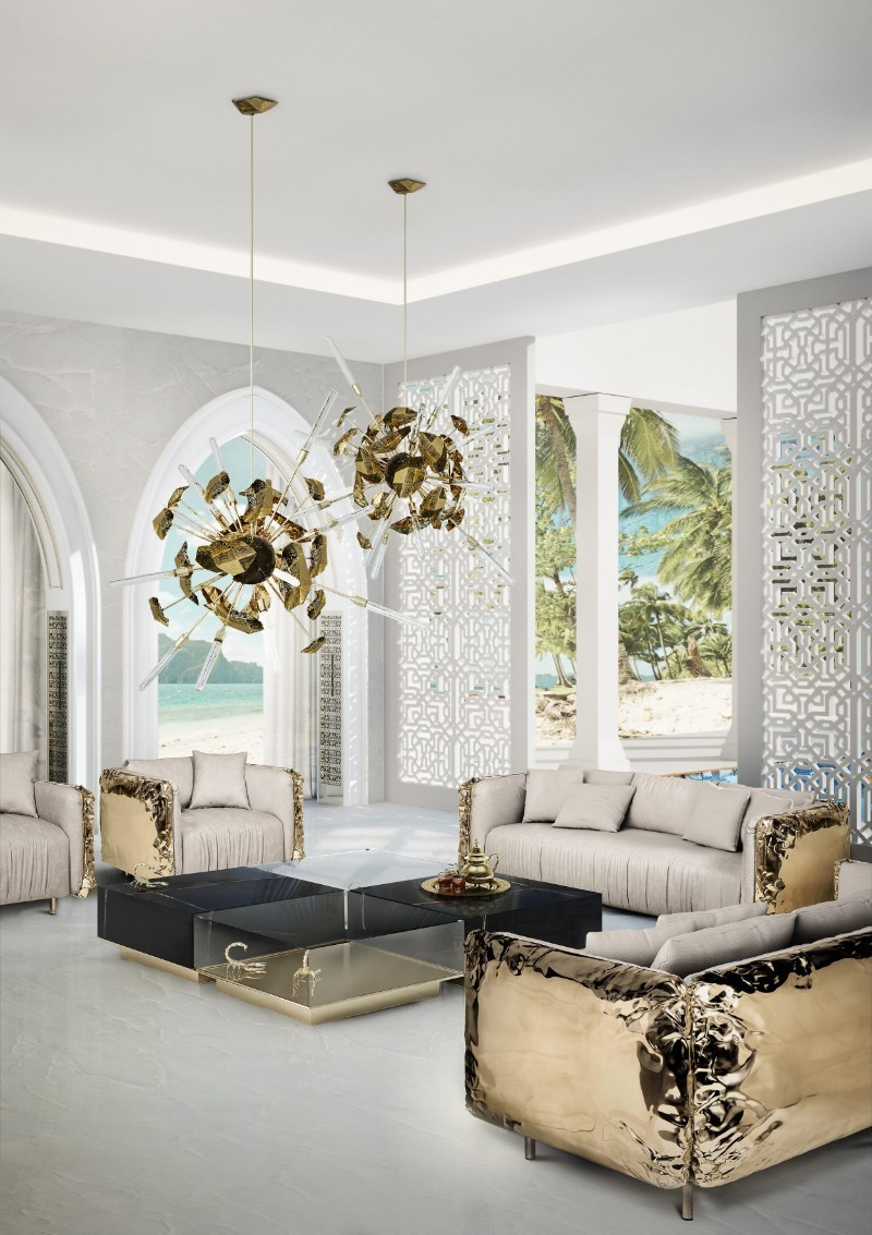 luxury furniture Metamorphosis by Boca do Lobo is the Ultimate Luxury Furniture Family ambience arabe bocadolobo