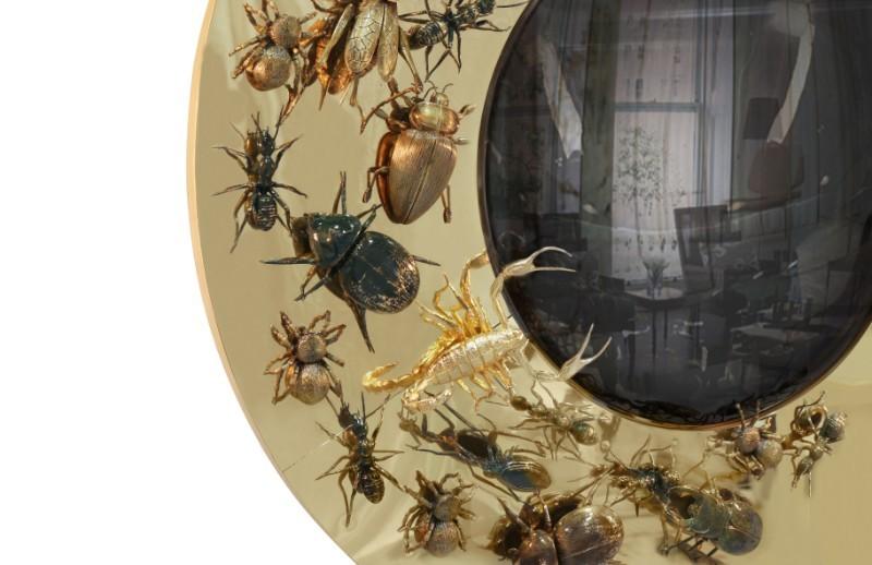 luxury furniture Metamorphosis by Boca do Lobo is the Ultimate Luxury Furniture Family convex metamorphosis bocadolobo