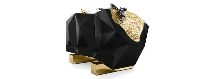 luxury furniture Metamorphosis by Boca do Lobo is the Ultimate Luxury Furniture Family diamond metamorphosis bocadolobo 1