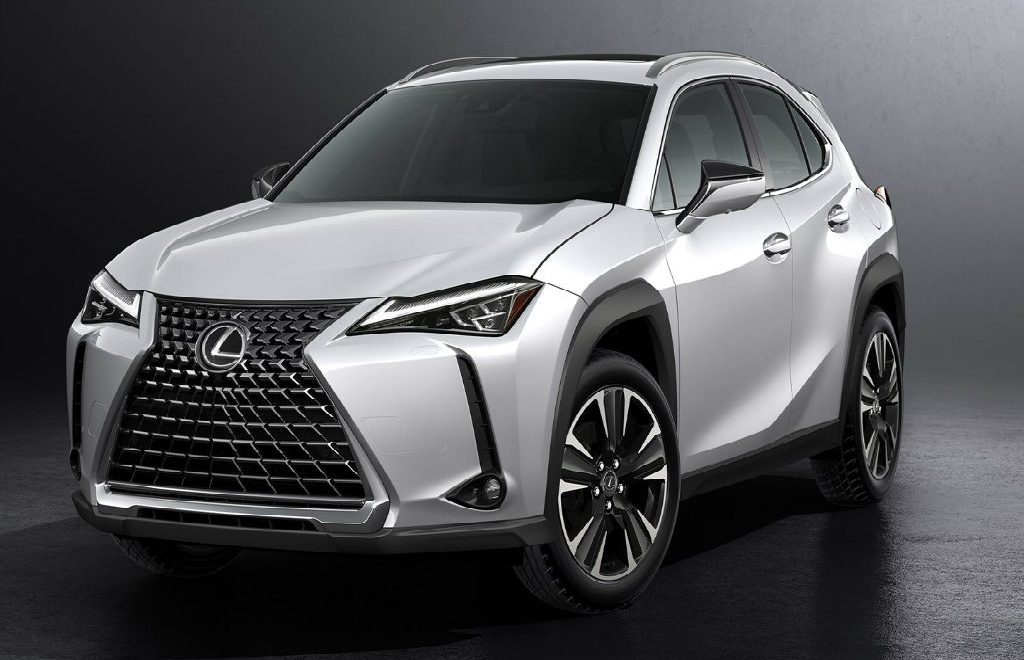 Lexus UX – A Luxury Car Inspired By Japanese Architecture