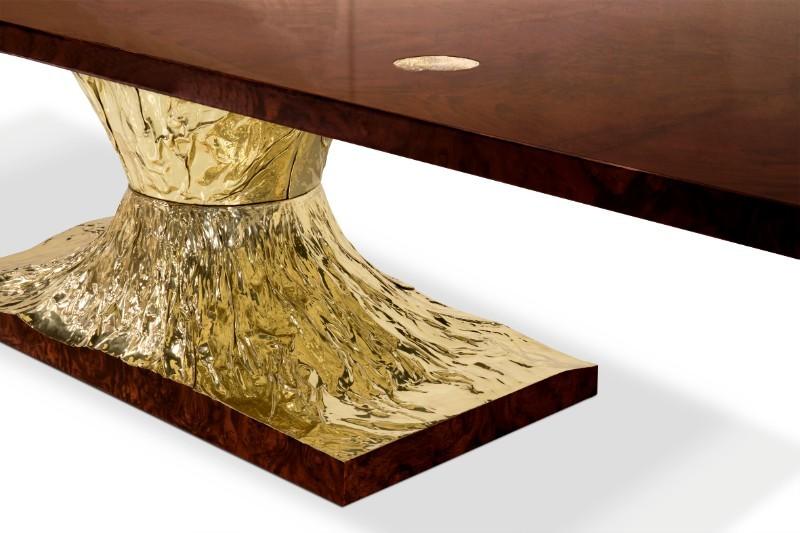 luxury furniture Metamorphosis by Boca do Lobo is the Ultimate Luxury Furniture Family metamorphosis dining table bocadolobo2