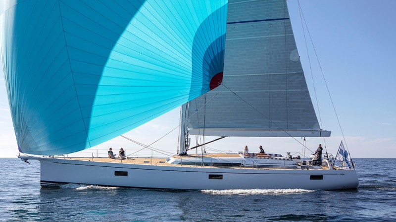 luxury yachts Discover the Top 5 Sailing Luxury Yachts in Cannes swan 78 kinina 2