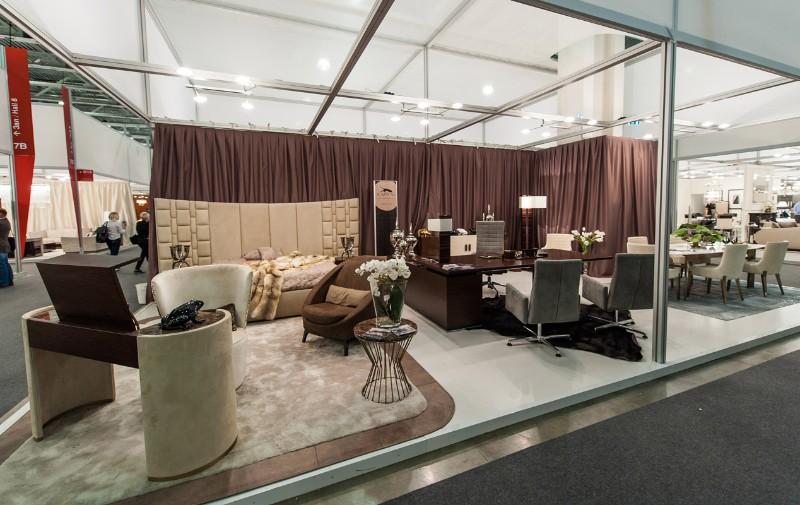 luxury furniture Isaloni Moscow 2018 – Luxury Furniture in Exhibition Isaloni 2018 Luxury Furniture Exhibition 3