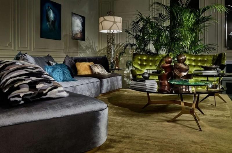 luxury furniture Isaloni Moscow 2018 – Luxury Furniture in Exhibition Isaloni 2018 Luxury Furniture Exhibition 5