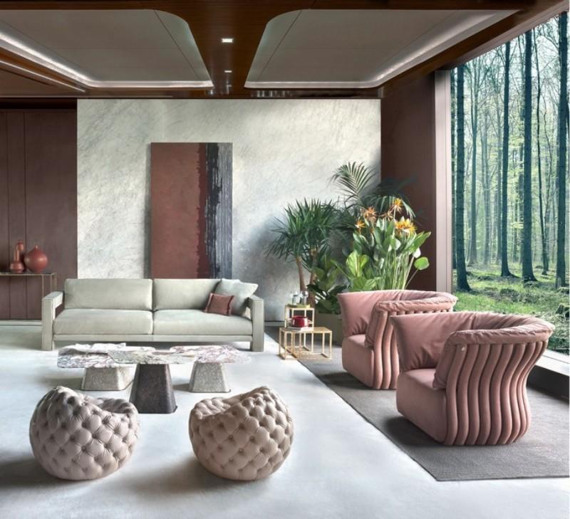 luxury furniture Isaloni Moscow 2018 – Luxury Furniture in Exhibition Isaloni 2018 Luxury Furniture Exhibition 6