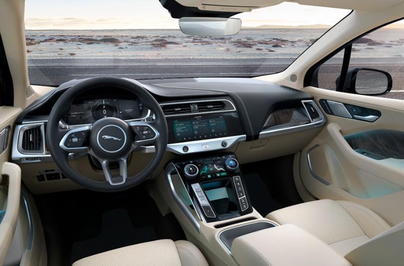 jaguar i-pace Jaguar I-Pace -The Exclusive Car of October Jaguar I Pace Car October 5