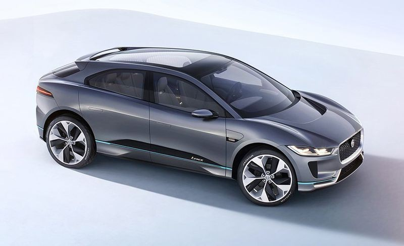 Jaguar I-Pace -The Exclusive Car of October jaguar i-pace Jaguar I-Pace -The Exclusive Car of October Jaguar I Pace Car October 6