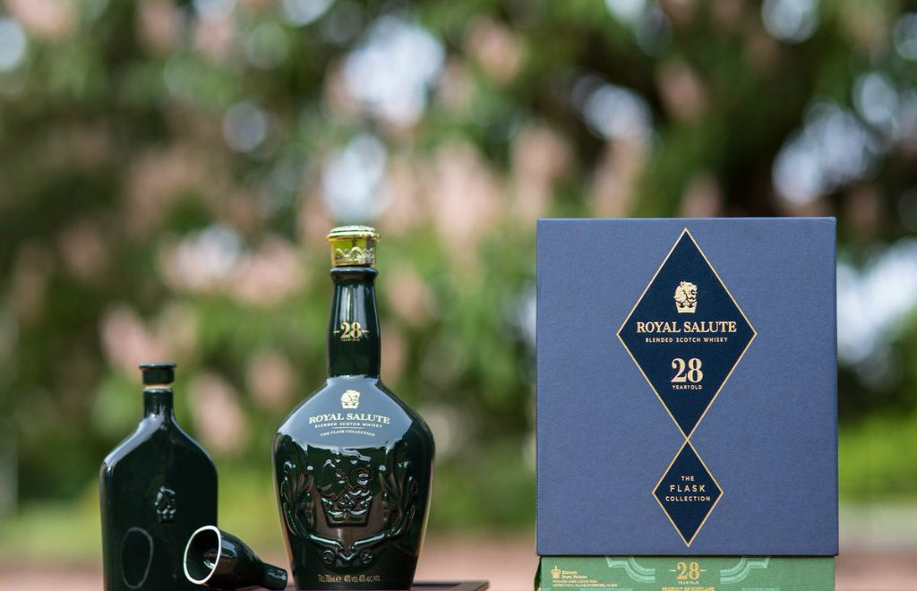 Limited Edition: Royal Salute, a Royal Whisky