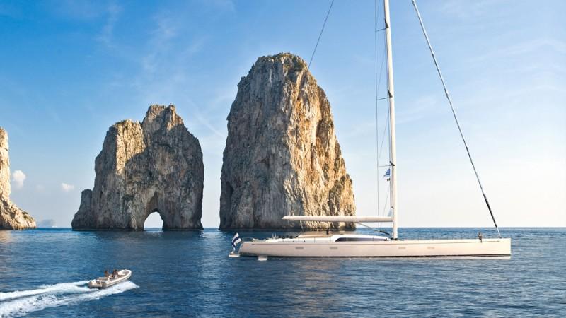 luxury yacht Nautor's Swan Maxi 120: The Luxury Yacht Inspired in Jack Sparrow Swan 120 The Luxury Yacht Inspired in Jack Sparrow 1