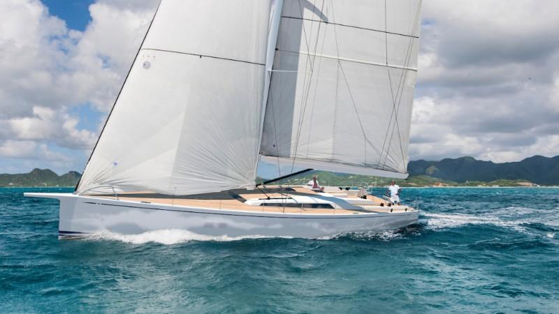 luxury yacht Nautor's Swan Maxi 120: The Luxury Yacht Inspired in Jack Sparrow Swan 120 The Luxury Yacht Inspired in Jack Sparrow 10
