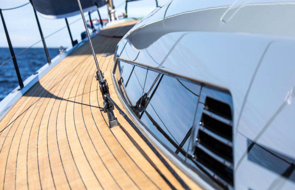 Nautor's Swan Maxi 120: The Luxury Yacht Inspired in Jack Sparrow
