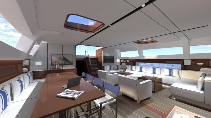 luxury yacht Nautor's Swan Maxi 120: The Luxury Yacht Inspired in Jack Sparrow Swan 120 The Luxury Yacht Inspired in Jack Sparrow 7