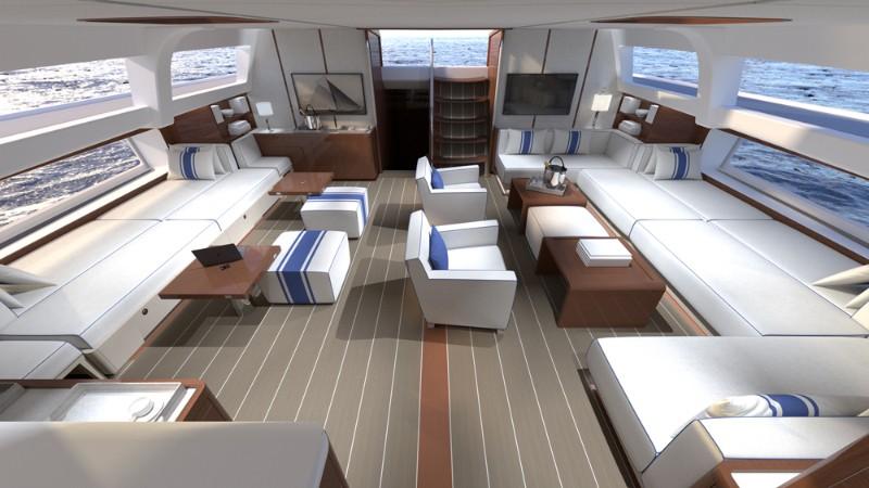 luxury yacht Nautor's Swan Maxi 120: The Luxury Yacht Inspired in Jack Sparrow Swan 120 The Luxury Yacht Inspired in Jack Sparrow 8