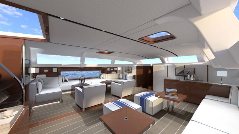 luxury yacht Nautor's Swan Maxi 120: The Luxury Yacht Inspired in Jack Sparrow Swan 120 The Luxury Yacht Inspired in Jack Sparrow 9