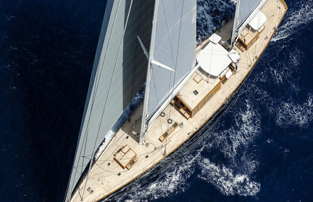 The Sailing Yacht That Will Discover The World