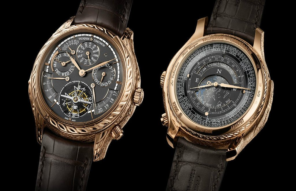 Vacheron Constantin's Exclusive Watches Inspired By Astronomy