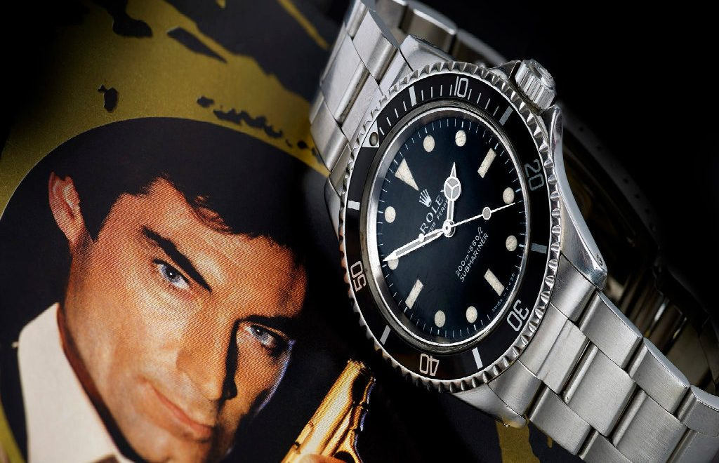 Some Unique Watches That Made History in Hollywood