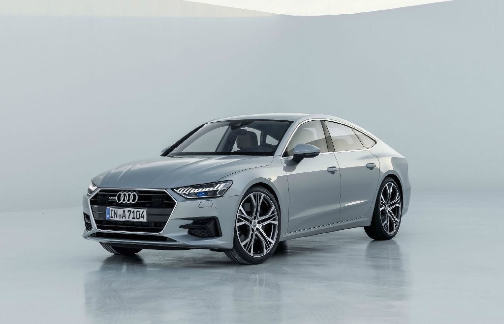 Audi's New A7 – The New High-Tech Luxury Car