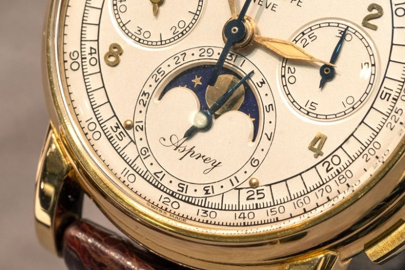 """Sotheby's Patek Philippe """"Asprey"""" – The Most Expensive Watch of 2018 most expensive watch Sotheby's Patek Philippe """"Asprey"""" – The Most Expensive Watch of 2018 Sotheby   s Patek Philippe    Asprey        The Most Expensive Watch of 2018 4"""