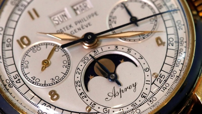 """Sotheby's Patek Philippe """"Asprey"""" – The Most Expensive Watch of 2018 most expensive watch Sotheby's Patek Philippe """"Asprey"""" – The Most Expensive Watch of 2018 Sotheby   s Patek Philippe    Asprey        The Most Expensive Watch of 2018 8"""