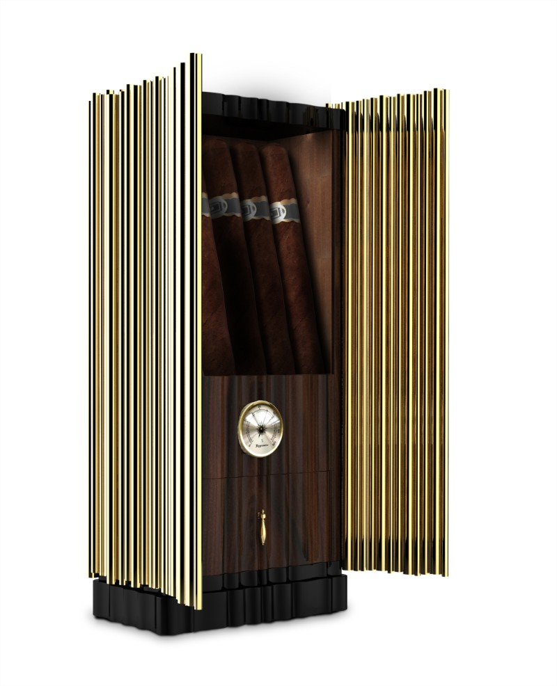 the top five most expensive cigars in the world The Top Five Most Expensive Cigars in the World Symphony Cigar Humidor by Boca do Lobo 1