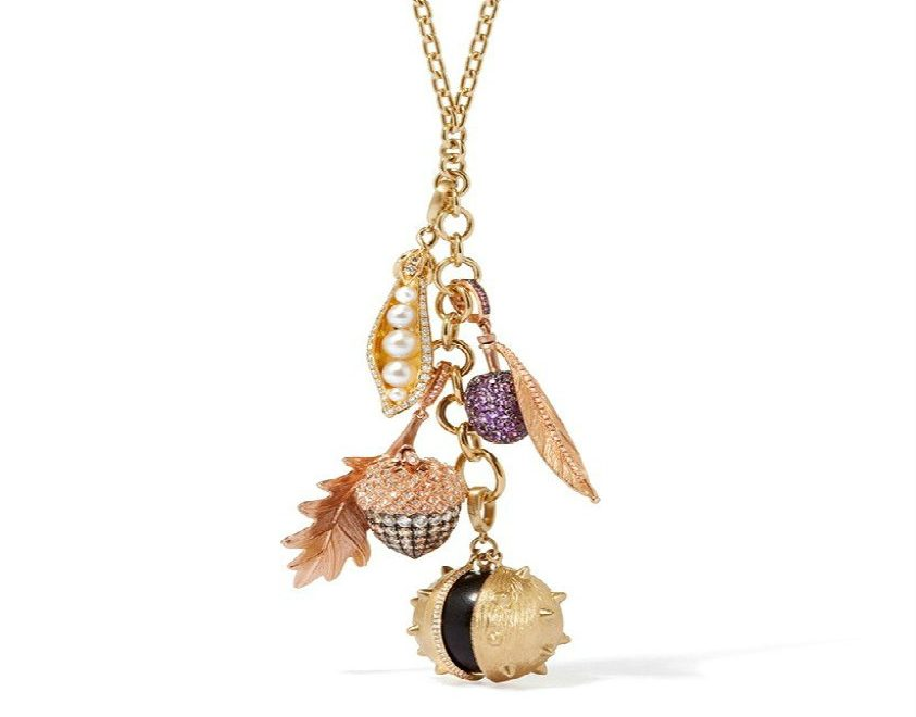 Floral Jewelry Pieces Inspired by Autumn Season